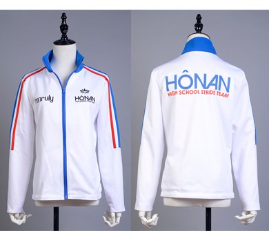 Honan Academy Prince of Stride Coat Cosplay Costume