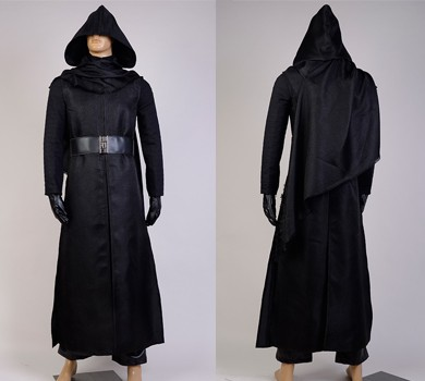 Star Wars Kylo Ren Cosplay Costume Whole Set from Star Wars