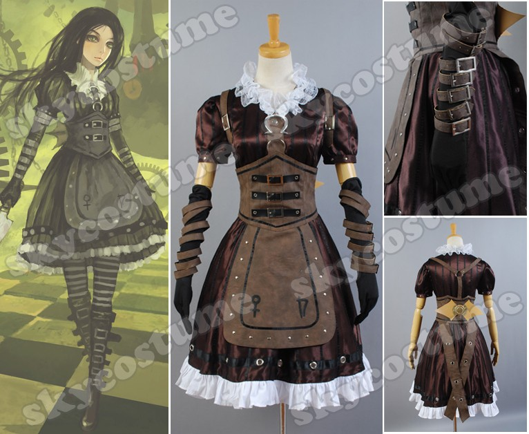 Alice Madness Returns Dresses Anime Alice Madness Returns Lucky