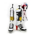 Harley Quinn Suicide Squad Batman Boots Cosplay Shoes