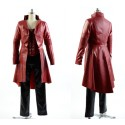 Scarlet Witch Captain America Civil War Avengers Wanda Outfit Cosplay Costume