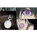Black Butler Accessories Sebastian Necklace from Black Butler