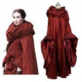 Melisandre GoT Game of Thrones The Red Woman Outfit Cosplay Costume