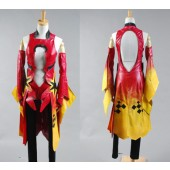 Guilty Crown Inori Yuzuriha Cosplay Costume Luxury Version from Guilty Crown
