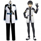 Kirito Kirigaya SAO Sword Art Online the Movie Ordinal Scale OS Cosplay Costume