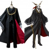 Elias Ainsworth The Ancient Magus' Bride Outfit Cosplay Costume