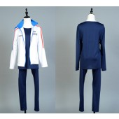 Kyōsuke Kuga Prince of Stride Outfit Cosplay Costume 1