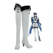 Esdeath Empire Akame ga KILL! General Boots Cosplay Shoes for Costume from Akame ga KILL!