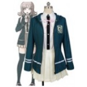 Danganronpa Dangan-Ronpa Chiaki Nanami Dress Cosplay Costume from Danganronpa