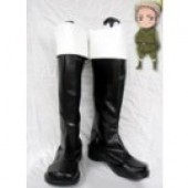 APH Axis Powers Hetalia Germany Cosplay Shoes Boots from Axis Powers Hetalia