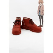 Mirai Kuriyama Beyond the Boundary Cosplay Shoes