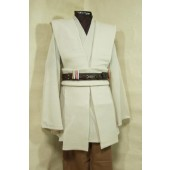 Star Wars Obi-Wan Kenobi Jedi TUNIC Cosplay Costume from Star Wars