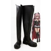 Krul Tepes Seraph of the End Boots Cosplay Shoes