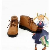 Maid Tooru Miss Kobayashi's Dragon Cosplay Shoes
