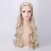 Daenerys Targaryen GOT Game of Thrones Season 7  Cosplay Wig