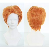 Fox Nick Zootopia Cosplay Wigs Orange