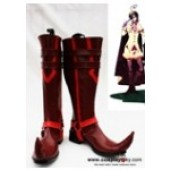 Blue Exorcist Ao no Mephisto Pheles Cosplay Shoes Boots from Blue Exorcist
