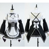 Ram Re:Zero Life in a Different World from Zero Outfit Cosplay Costume