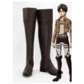 Attack on Titan Shingeki no Kyojin Training Corps Shoes Boots from Attack on Titan