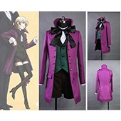 Black Butler II 2 Alois Trancy Cosplay Costume from Black Butler