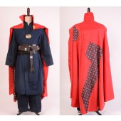 Dr.Stephen Doctor Strange 2016 Film Benedict Cumberbatch Outfit Cosplay Costume