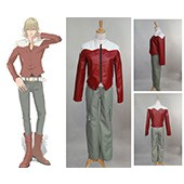 Tiger & Bunny Barnaby Brooks Jr. Cosplay Costume From Tiger and Bunny