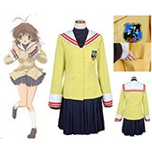 CLANNAD Kyo Fujibayash​i Girl School Uniform Cosplay Costume from Clannad