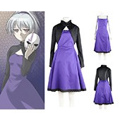 Darker Than Black Yin Dress Cosplay Costume from Darker Than Black
