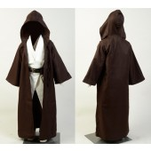 Kenobi Jedi Star Wars Cosplay Costume Child Version