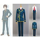 Ojima Yuki Cosplay Costume from Koi to Senkyo to Chocolate