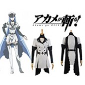 Akame ga KILL! Esdeath Empire General Apparel Uniform Outfit Cosplay Costume from Akame ga KILL!
