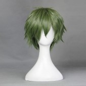 Aoharu x Machinegun Nagamasa Midori Cosplay Wig  for Costume from Aoharu x Machinegun