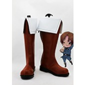 Axis Powers Hetalia Italy Cosplay Boots Shoes from Axis Powers Hetalia