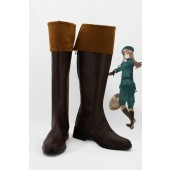 Axis Powers Hetalia Elizaveta Héderváry Cosplay Boots Costume from Axis Powers Hetalia