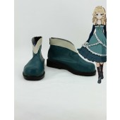 Black Bullet Tina Sprout Cosplay Boots Costume from Black Bullet