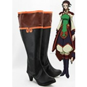 Code Geass Chinese Federation Cosplay Boots Shoes from Code Geass