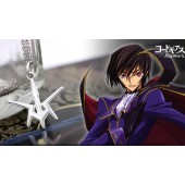 Code Geass Accessories Black Knights Necklace from Code Geass