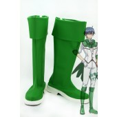 Cute High Earth Defense Club-LOVE! Atsushi Kinugawa Cosplay Boots Costume