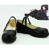 DATE A LIVE Kurumi Tokisaki Cosplay Shoes from DATE A LIVE