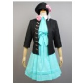 Amnesia Heroine Cosplay Costume from Amnesia