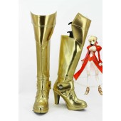 Fatestay night Nero Cosplay Boots for Costume  from Fatestay night