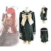 Shakugan No Shana Shana Winter Uniform Cosplay Costume from Shakugan No Shana