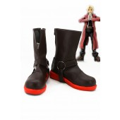 Fullmetal Alchemist Edward Cosplay Boots for costume