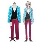 Brothers Conflict Asahina Louis Uniform Cosplay Costume Custom-Made from Brothers Conflict