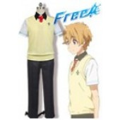 Free! Iwatobi Swim Club Nagisa Hazuki Cosplay Costume from Free! watobi swim club
