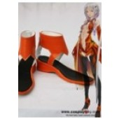 Guilty Crown Inori Yuzuriha Cosplay Shoes for Costume from Guilty Crown