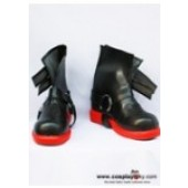 Fullmetal Alchemist Edward Elric Cosplay Shoes Boots from Fullmetal Alchemist