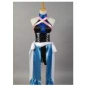Kingdom Hearts Birth by Sleep Aqua Cosplay Costume from Kingdom Hearts