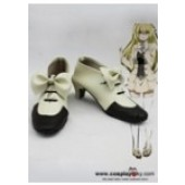 Pandora Hearts Ada Cosplay Shoes Custom