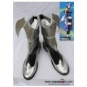 Kingdom Hearts Birth by Sleep Aqua Cosplay Shoes Boots from Kingdom Hearts